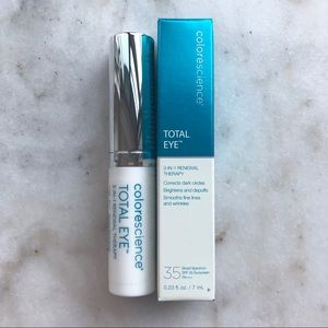 NWT Colorescience Total Eye 3-in-1 Renewal Therapy